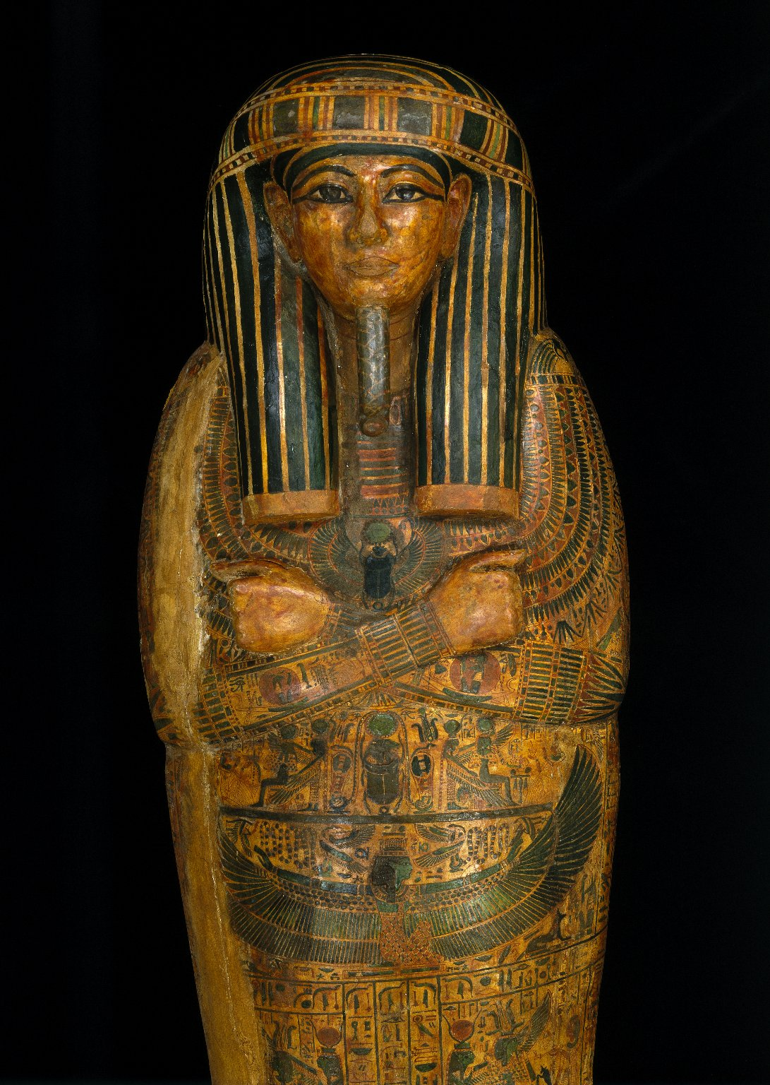 egyptian mummies coffins - photo #1