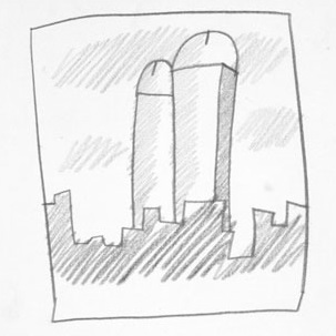 <p>Keith Haring (American, 1958–1990). <i>Manhattan Penis Drawings for Ken Hicks</i>, 1978. Graphite on paper, 8<sup>1</sup>⁄<sub>2</sub> x 5<sup>1</sup>⁄<sub>2</sub> in. (21.6 &#215; 14.0 cm). Collection Keith Haring Foundation. © Keith Haring Foundation</p>