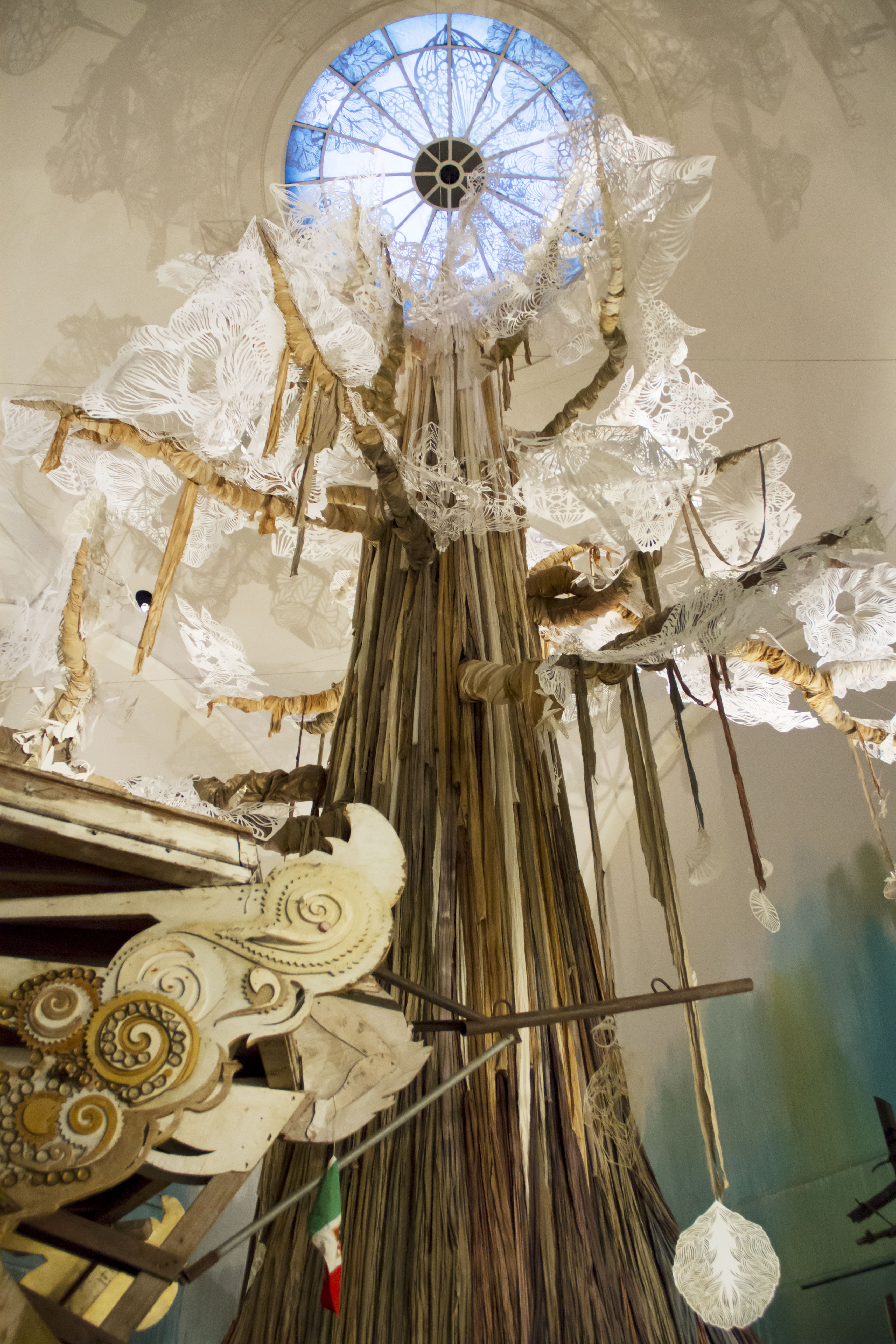 Brooklyn Museum: Swoon: Submerged Motherlands