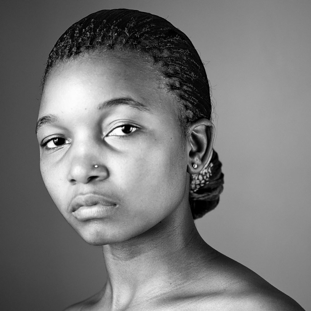 <p>Zanele Muholi (South African, born 1972). <em>Lithakazi Nomngcongo, Vredehoek, Cape Town, 2012</em>, 2012. Gelatin silver photograph, 34 &times; 24 in. (86.5 &times; 60.5 cm). &copy; Zanele Muholi. Courtesy of Stevenson, Cape Town/Johannesburg and Yancey Richardson, New York</p>