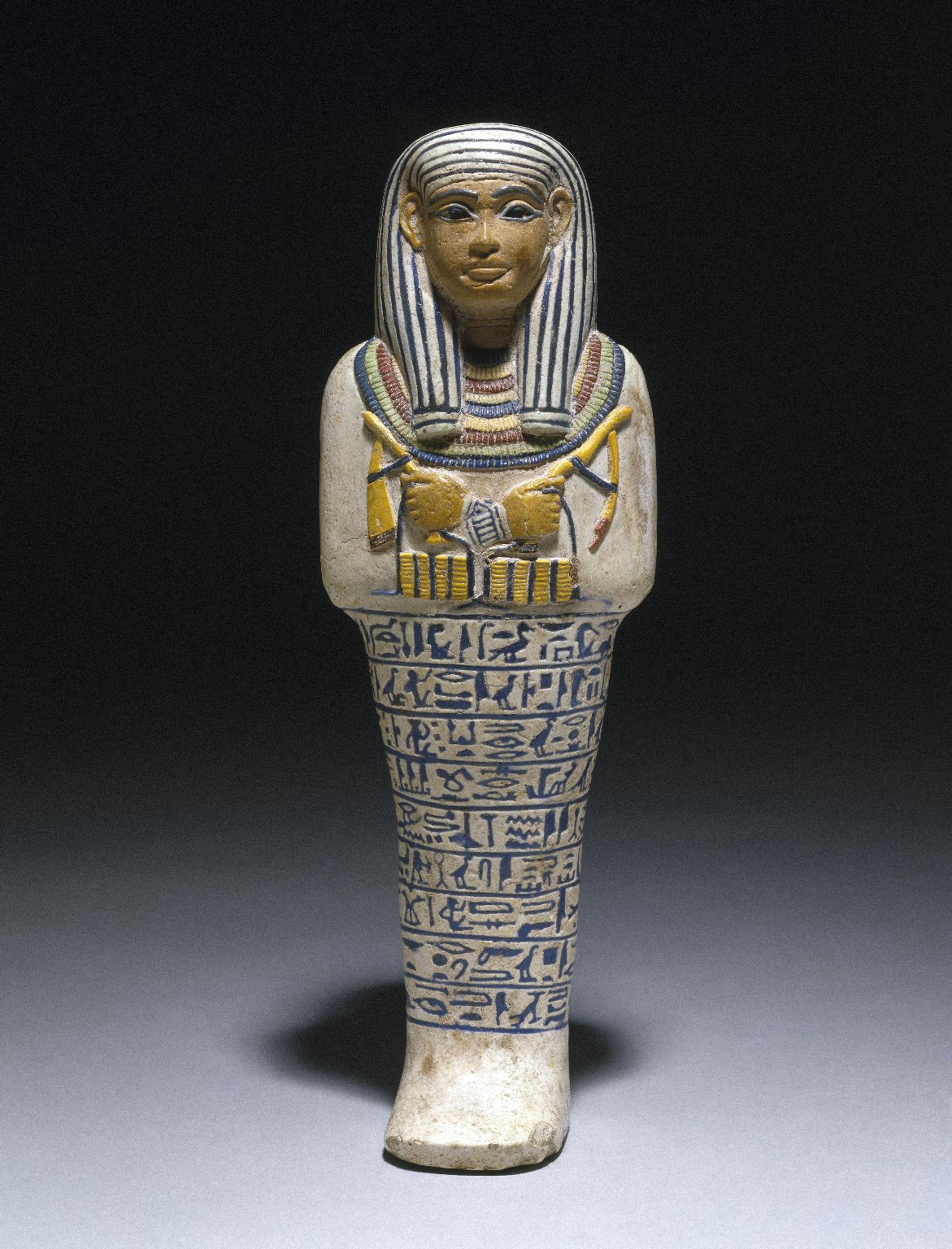 Ancient Egyptian Tarot Deck: Brooklyn Museum