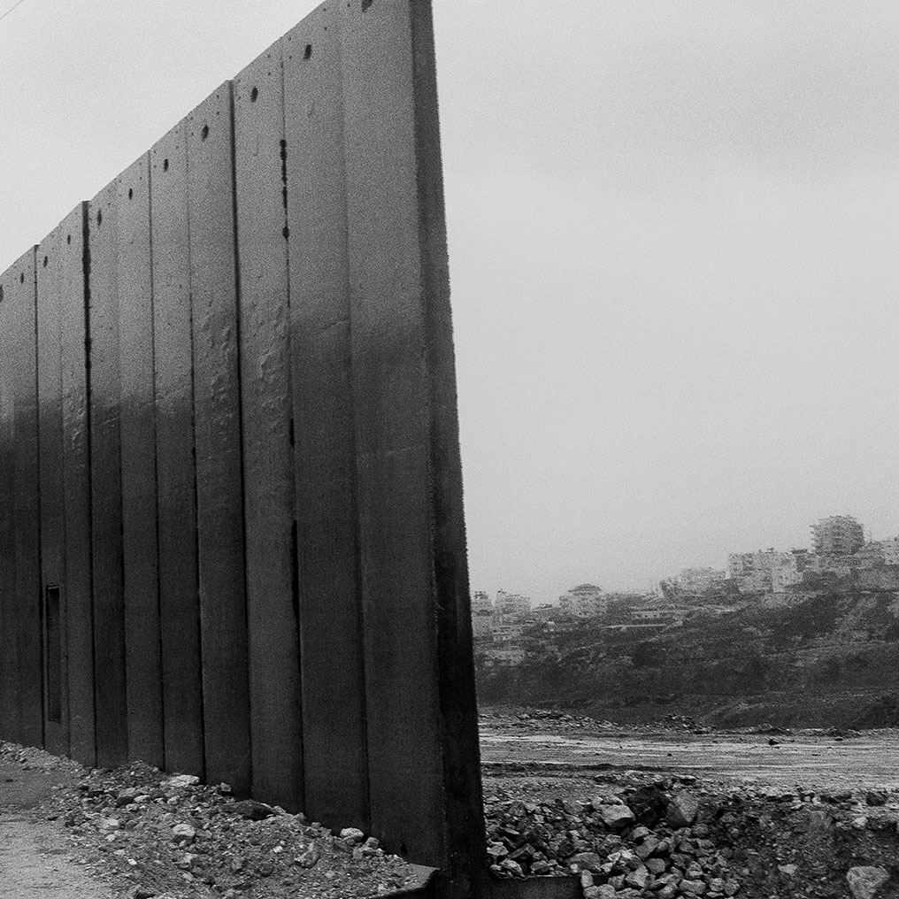 <p>Josef Koudelka (Czech, born 1938). Detail from <em>Wall: Israeli &amp; Palestinian Landscape 2008&ndash;2012</em> (Shu&#39;fat refugee camp, overlooking Al &#39;Isawiya, Jerusalem), 2008&ndash;12. Pigment print, 32<sup>7</sup>&frasl;<sub>8</sub> x 100 in. (83.5 x 254 cm). &copy; Josef Koudelka/Magnum Photos</p>