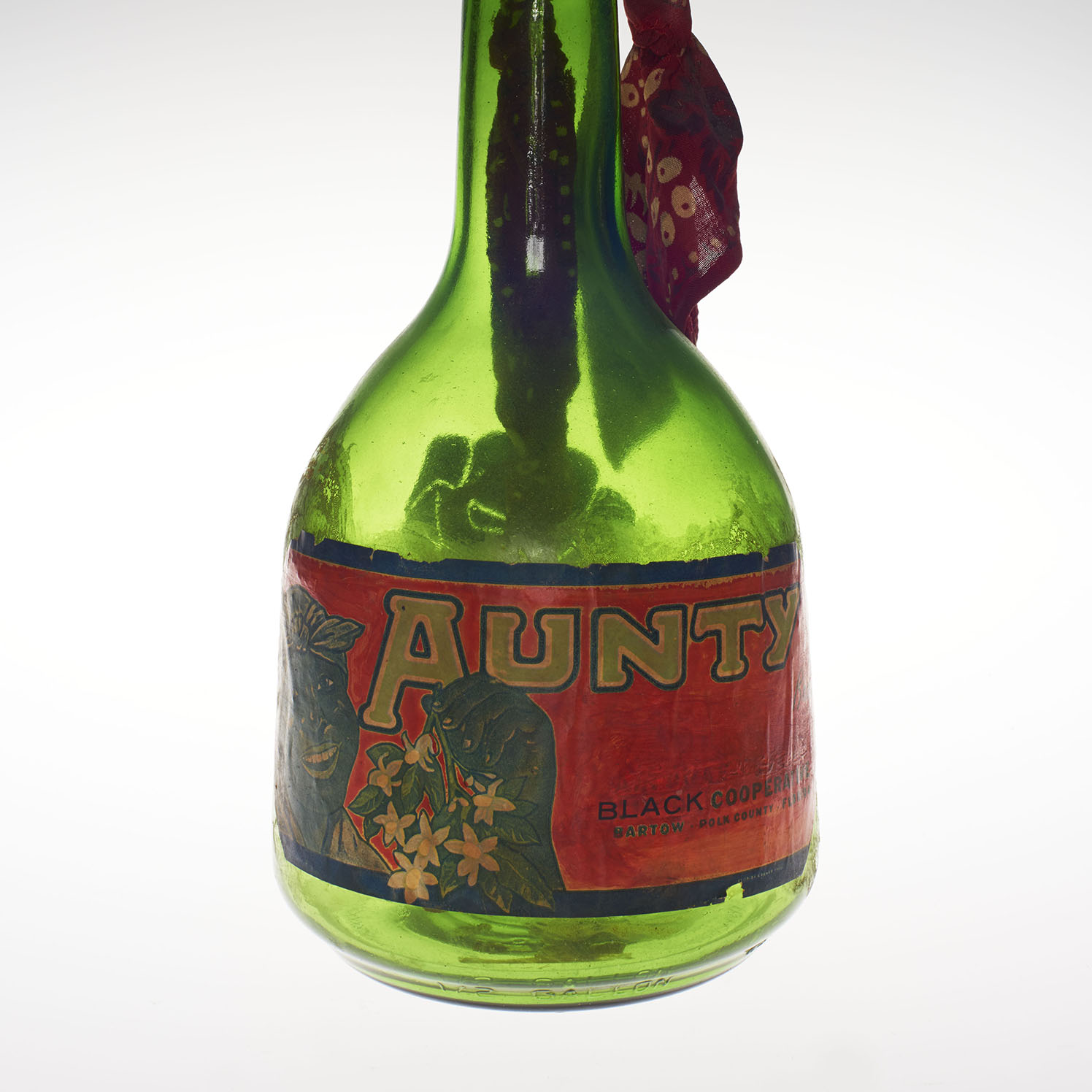 <p>Betye Saar (American, born 1926). <em>Liberation of Aunt Jemima: Cocktail</em>, 1973. Mixed-media assemblage, 12 x 18 in. (30.5 x 45.7 cm). Private collection. &copy; Betye Saar, courtesy the artist and Roberts &amp; Tilton, Culver City, California. (Photo: Jonathan Dorado, Brooklyn Museum)</p>