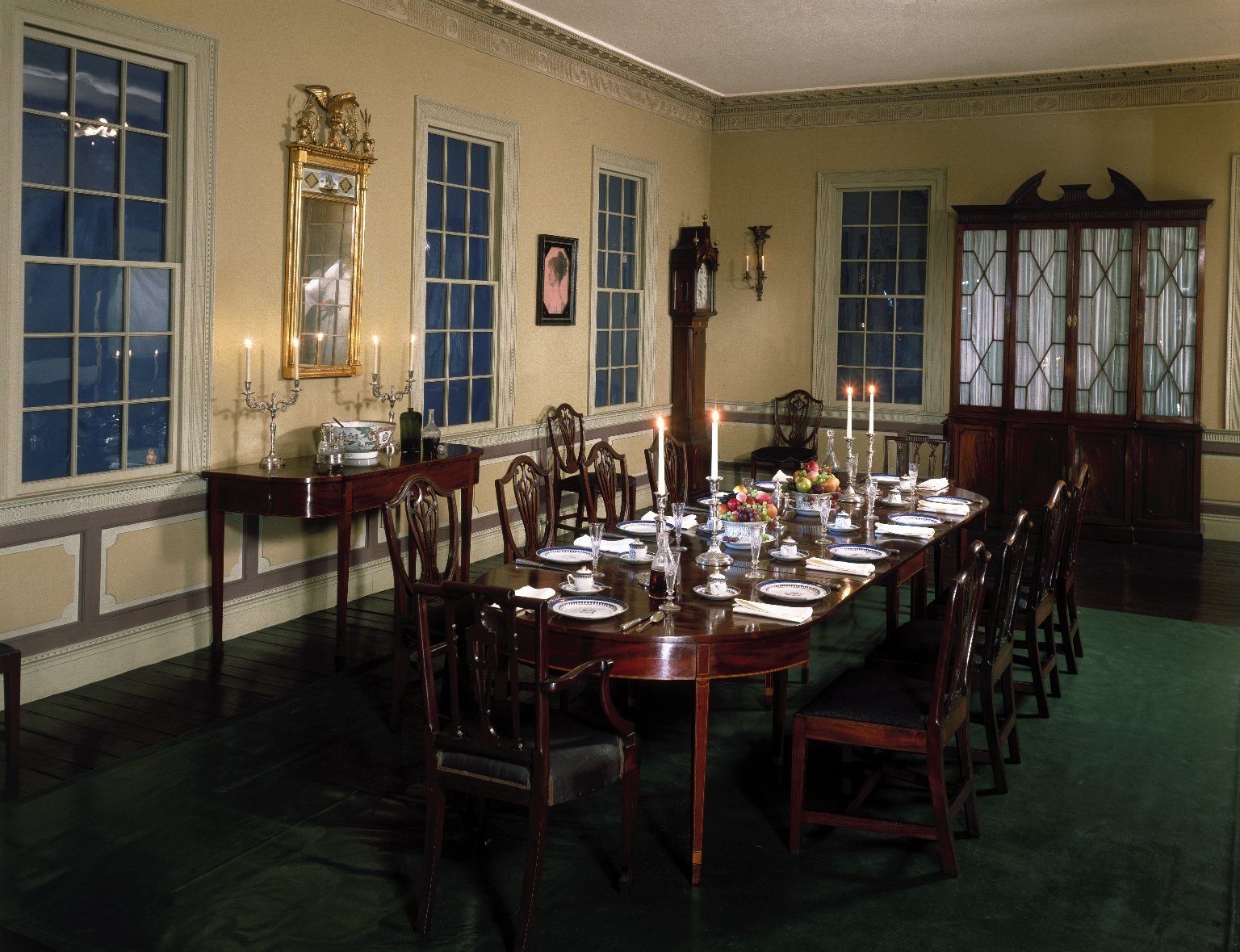 p  em Dining Hall  The Cane Acres Plantation  em. Brooklyn Museum