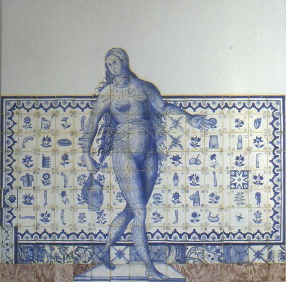 <p>Entrance Figure II</p>