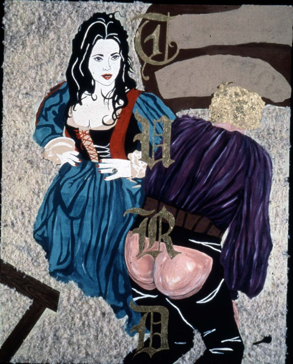 <p>Turd: from the Liz Taylor Series (Taming of the Shrew)</p>