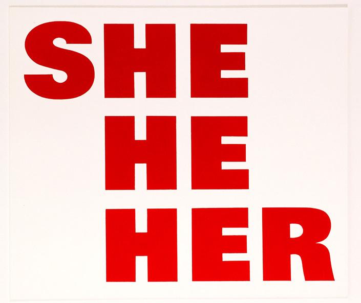 <p>She Man</p>