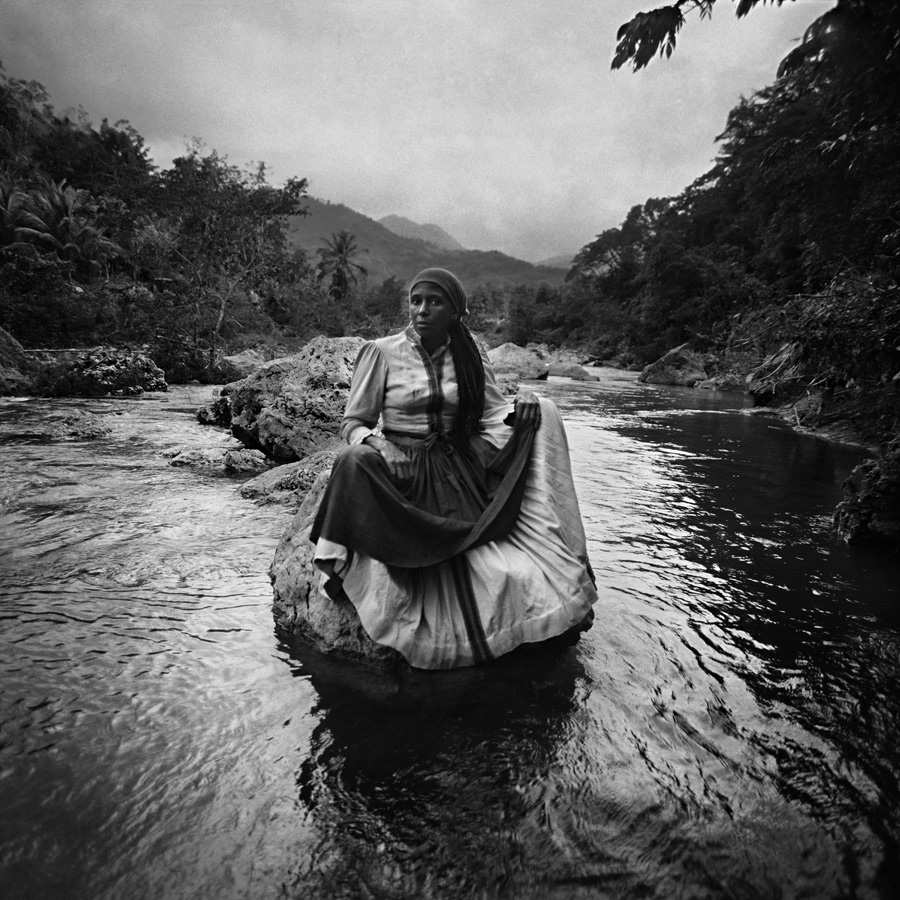 Renée Cox. River Queen, (from the Queen Nanny of the Maroons series), 2004.