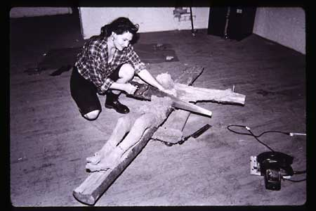 <p>Reshaping the Cross</p>
