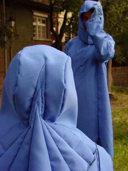 <p>Invisible Suits</p>