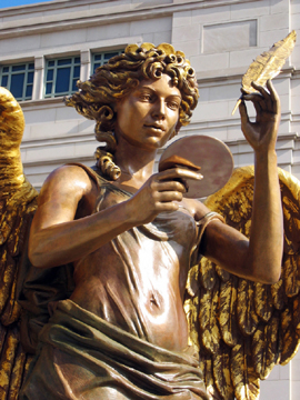 <p>Recording Angel</p>