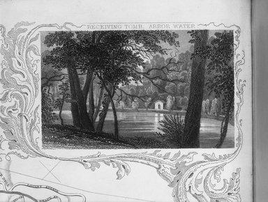 "<em>""Receiving Tomb, Arbor Water""</em>, 1847. Bw negative 4x5in. Brooklyn Museum. (F129_B79_G85c_opposite_frontispiece_bw.jpg"