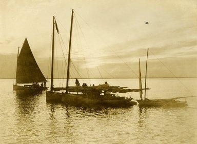 "<em>""Beach Haven: the great seashore opportunity. Views of Beach Haven. View 60: sailboats.""</em>, 1900-1914. Bw photograph (original print), 9 x 7in (23 x 18cm). Brooklyn Museum, Beachhaven. (F142_O2_B35_Beachhaven_058.jpg"
