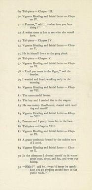 """<em>""""Checklist.""""</em>, 1906. Printed material. Brooklyn Museum, NYARC Documenting the Gilded Age phase 2. (Photo: New York Art Resources Consortium, N200_F92_K44_0008.jpg"""