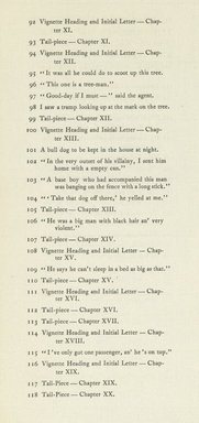 "<em>""Checklist.""</em>, 1906. Printed material. Brooklyn Museum, NYARC Documenting the Gilded Age phase 2. (Photo: New York Art Resources Consortium, N200_F92_K44_0009.jpg"