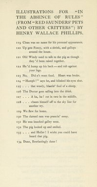 """<em>""""Checklist.""""</em>, 1906. Printed material. Brooklyn Museum, NYARC Documenting the Gilded Age phase 2. (Photo: New York Art Resources Consortium, N200_F92_K44_0010.jpg"""