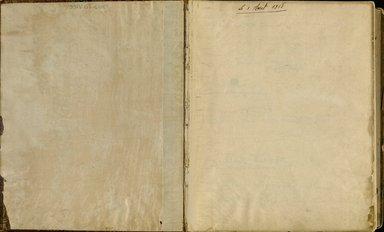 "<em>""Maurice Nahman visitor book (1918-1977). Signature page.""</em>. Manuscript. Brooklyn Museum. (Photo: Brooklyn Museum, N362_N14_Nahman_visitor_book_p01-02.jpg"