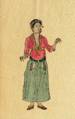 "<em>""A Nile voyage of recovery.""</em>. Printed material. Brooklyn Museum. (N370.42_B6_Bowles_Nile_Voyage_p38.jpg"
