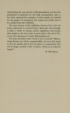 """<em>""""Text.""""</em>, 1912. Printed material. Brooklyn Museum, NYARC Documenting the Gilded Age phase 2. (Photo: New York Art Resources Consortium, N6260_F73_0008.jpg"""