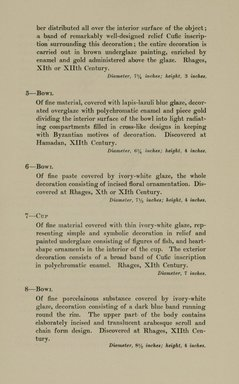 "<em>""Checklist.""</em>, 1912. Printed material. Brooklyn Museum, NYARC Documenting the Gilded Age phase 2. (Photo: New York Art Resources Consortium, N6260_F73_0010.jpg"