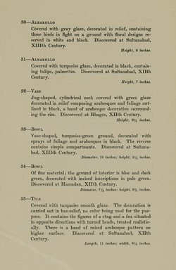 "<em>""Checklist.""</em>, 1912. Printed material. Brooklyn Museum, NYARC Documenting the Gilded Age phase 2. (Photo: New York Art Resources Consortium, N6260_F73_0021.jpg"