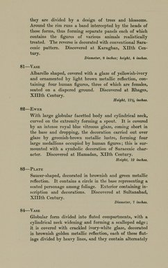 """<em>""""Checklist.""""</em>, 1912. Printed material. Brooklyn Museum, NYARC Documenting the Gilded Age phase 2. (Photo: New York Art Resources Consortium, N6260_F73_0027.jpg"""