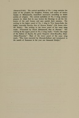 """<em>""""Checklist.""""</em>, 1912. Printed material. Brooklyn Museum, NYARC Documenting the Gilded Age phase 2. (Photo: New York Art Resources Consortium, N6260_F73_0042.jpg"""