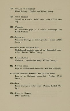 "<em>""Checklist.""</em>, 1912. Printed material. Brooklyn Museum, NYARC Documenting the Gilded Age phase 2. (Photo: New York Art Resources Consortium, N6260_F73_0047.jpg"