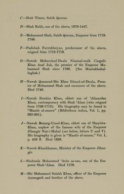 """<em>""""Checklist.""""</em>, 1912. Printed material. Brooklyn Museum, NYARC Documenting the Gilded Age phase 2. (Photo: New York Art Resources Consortium, N6260_F73_0057.jpg"""
