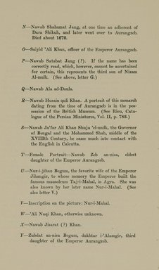 """<em>""""Checklist.""""</em>, 1912. Printed material. Brooklyn Museum, NYARC Documenting the Gilded Age phase 2. (Photo: New York Art Resources Consortium, N6260_F73_0058.jpg"""