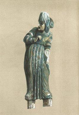 "<em>""Sculpture: Tragic Actor.""</em>, 1888. Printed material. Brooklyn Museum. (Photo: Brooklyn Museum, N634_B32_v3_p1576_pl1637_Denkmaler_SL1.jpg"