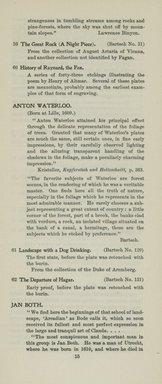 "<em>""Checklist""</em>, 1909. Printed material. Brooklyn Museum, NYARC Documenting the Gilded Age phase 2. (Photo: New York Art Resources Consortium, NE1410_K44et_0017.jpg"