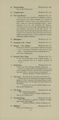 "<em>""Checklist.""</em>, 1905. Printed material. Brooklyn Museum, NYARC Documenting the Gilded Age phase 2. (Photo: New York Art Resources Consortium, NE300_W57_K44_1905_0016.jpg"