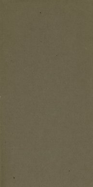 """<em>""""Inside back cover.""""</em>, 1905. Printed material. Brooklyn Museum, NYARC Documenting the Gilded Age phase 2. (Photo: New York Art Resources Consortium, NE300_W57_K44_1905_0023.jpg"""