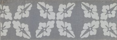"""<em>""""Textile designs from Classical patterns for dyeing, volume 1, Monyo no maki, detail.""""</em>. Printed material, 17 x 12 in (30.5 x 48 cm). Brooklyn Museum. (Photo: Brooklyn Museum, NK8884_K17h_Hana_Shishu_v01_page04-05_detail1_PS3.jpg"""