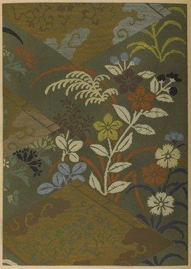 "<em>""Floral design.""</em>. Published material. Brooklyn Museum. (Photo: Brooklyn Museum, NK8984_An2_vol6_pl13_PS9.jpg"