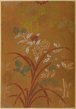"<em>""Floral design with grasses.""</em>. Published material. Brooklyn Museum. (Photo: Brooklyn Museum, NK8984_An2_vol6_pl16_PS9.jpg"
