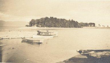 "<em>""Button Island, n.d.""</em>. Bw photographic print. Brooklyn Museum, Goodyear. (Photo: Brooklyn Museum, S03i0053v01.jpg"
