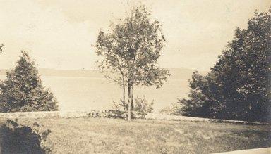 "<em>""Button Island, n.d.""</em>. Bw photographic print. Brooklyn Museum, Goodyear. (Photo: Brooklyn Museum, S03i0055v01.jpg"