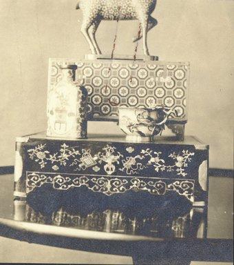 "<em>""Location unknown, 1918""</em>, 1918. Bw photographic print. Brooklyn Museum, Goodyear. (Photo: Brooklyn Museum, S03i0058v01.jpg"
