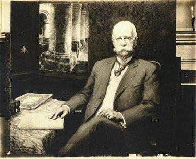 "<em>""Location unknown, 1916""</em>, 1916. Bw photographic print 8x10in, 8 x 10 in. Brooklyn Museum, Goodyear. (Photo: Brooklyn Museum, S03i0076v01.jpg"