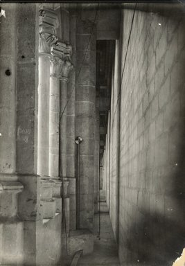 """<em>""""Cathedral, Amiens, France, 1903""""</em>, 1903. Bw photographic print 5x7in, 5 x 7 in. Brooklyn Museum, Goodyear. (Photo: Brooklyn Museum, S03i0745v01.jpg"""