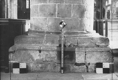 "<em>""St. John's, Chester, England, 1914""</em>, 1914. Lantern slide 3.25x4in, 3.25 x 4 in. Brooklyn Museum, Goodyear. (Photo: Brooklyn Museum, S03i1133l01.jpg"
