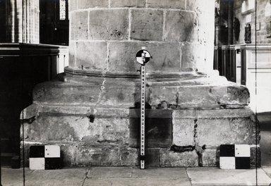 "<em>""St. John's, Chester, England, 1914""</em>, 1914. Bw photographic print 5x7in, 5 x 7 in. Brooklyn Museum, Goodyear. (Photo: Brooklyn Museum, S03i1133v01.jpg"