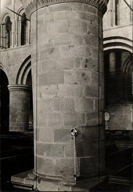 "<em>""St. John's, Chester, England, 1914""</em>, 1914. Bw photographic print 5x7in, 5 x 7 in. Brooklyn Museum, Goodyear. (Photo: Brooklyn Museum, S03i1136v01.jpg"