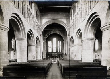 "<em>""St. John's, Chester, England, 1914""</em>, 1914. Bw photographic print 5x7in, 5 x 7 in. Brooklyn Museum, Goodyear. (Photo: Brooklyn Museum, S03i1139v01.jpg"