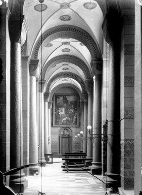 "<em>""Santa Maria, Cologne, Germany, 1914""</em>, 1914. Glass negative 5x7in, 5 x 7 in. Brooklyn Museum, Goodyear. (Photo: Brooklyn Museum, S03i1147n01a.jpg"