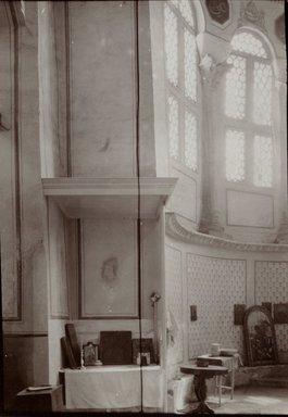 "<em>""St. Demetrius, Salonica, Greece, 1914""</em>, 1914. Bw photographic print 5x7in, 5 x 7 in. Brooklyn Museum, Goodyear. (Photo: Brooklyn Museum, S03i1148v01.jpg"