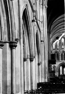 "<em>""St. Patrick's Cathedral, Dublin, Ireland, 1914""</em>, 1914. Glass negative 5x7in, 5 x 7 in. Brooklyn Museum, Goodyear. (Photo: Brooklyn Museum, S03i1153n01.jpg"