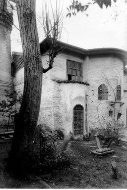 """<em>""""Balaban Aga Masjid, Istanbul, Turkey, 1914""""</em>, 1914. Bw copy print 6.25x9in, 6.25 x 9.125 in. Brooklyn Museum, Goodyear. (Photo: Brooklyn Museum, S03i1162c01.jpg"""